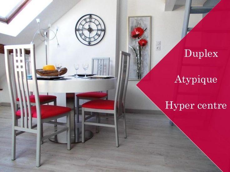 A partir de 89€ la nuitée ou 499€ la semaine, l'appart hotel de la rue Buffon vous accueille toute l'année. Séjour au calme pourtant situé en hyper-centre.