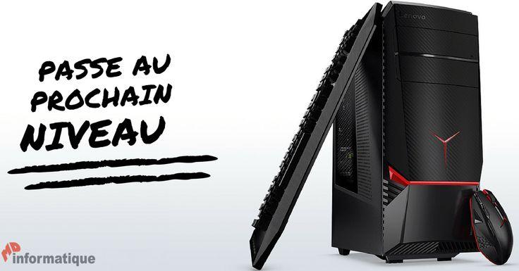Ordinateur Gaming Lenovo 12 versements sans intérêt!