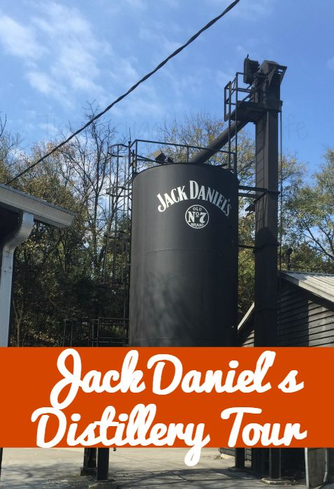 Our Tour of the Jack Daniel's Distillery in Lynchburg, Tennessee - This is a free tour and there is a lot of history and great facts!