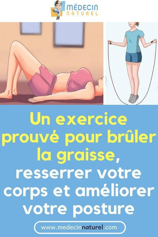 meilleur exercice brule graisse