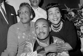 How the assassination of MLK's mother was lost to history