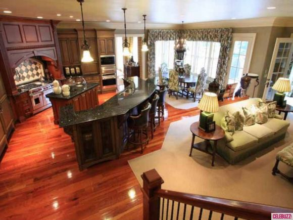 'chrisley Knows Best' Home For Sale Take The Tour
