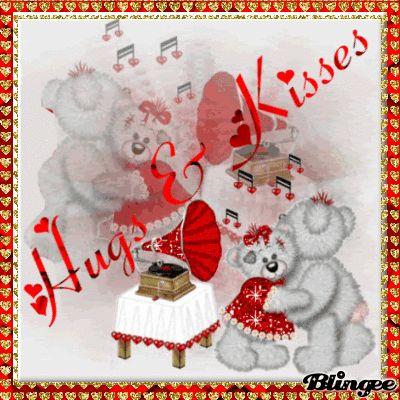 Hugs Amp Kisses Teddies Hugs Amp Kisses Sweet Hug Hug