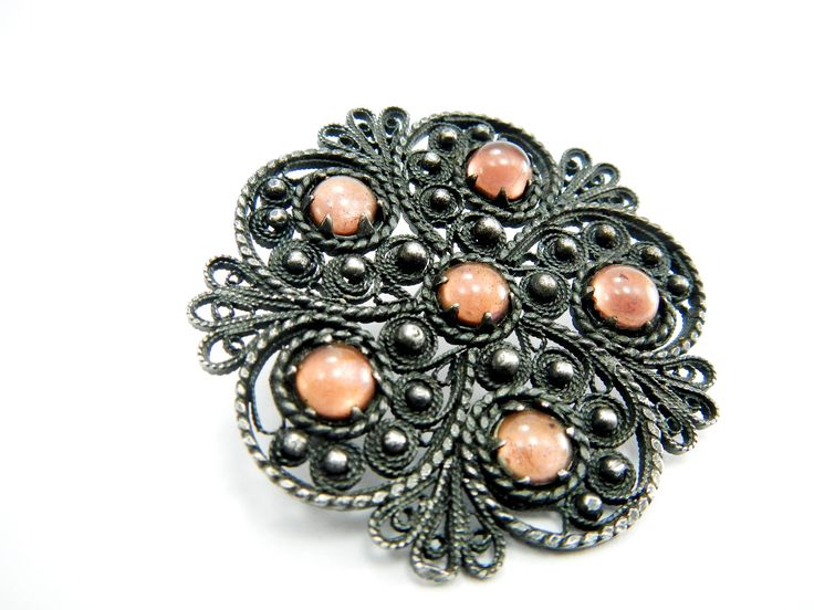 Brooch Pin, brooch jewel, Vintage Brooch, Vintage Style Jewelry, vintage Pin, brooch vintage, jewelry brooch, gift for her, christmas gift by yesterdaysgaze on Etsy