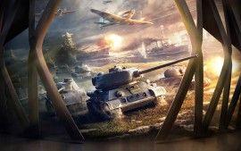 WALLPAPERS HD: World of Tanks Blitz