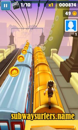 Subway Surfers Los-Angeles v1.27 (Hollywood, Свободные покупки)