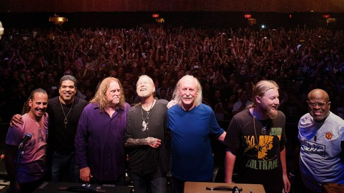 The Allman Brothers Band's Last Stand - Rolling Stone