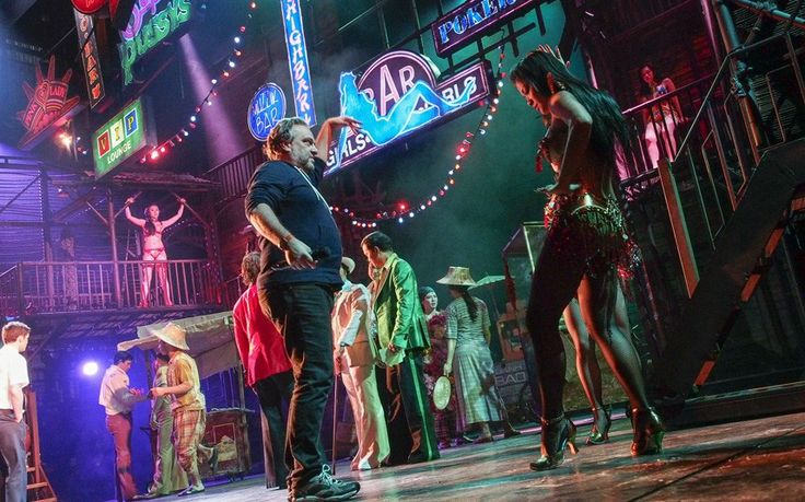 miss saigon set 2015 - Google Search