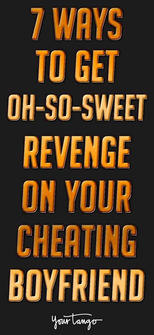 Cheating My Boyfriend Ex