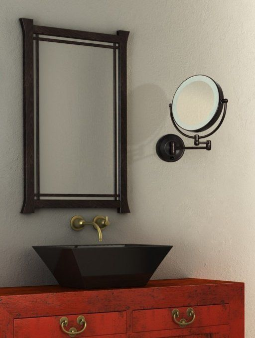 mirrors tc doherty care home house wall walmart rubbed bronze tag oil bathroom