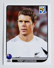Image result for 2010 panini zealand lochhead