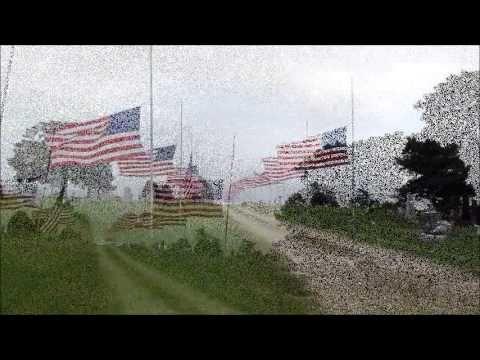 john wayne memorial day tribute