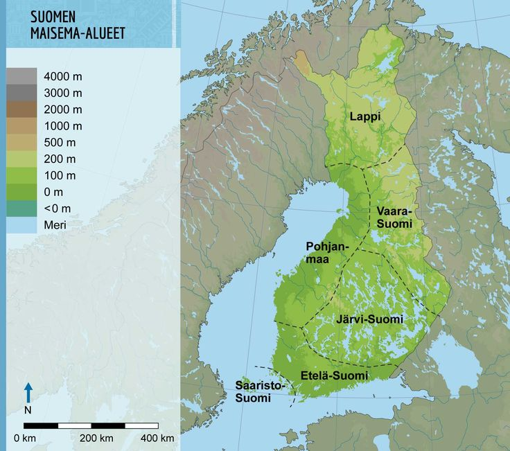 Suomen maisema-alueet