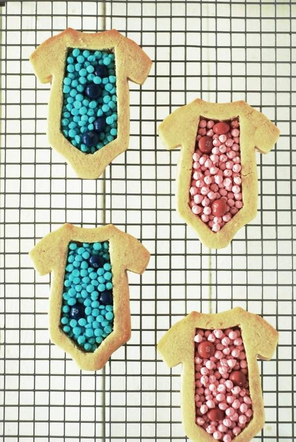 Gender Reveal Cookies 7