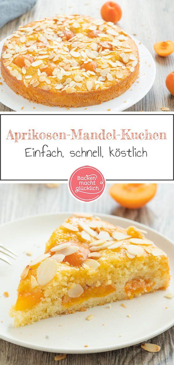 Einfacher Saftiger Aprikosenkuchen Backen Macht Glucklich Rezept In 2020 Aprikosenkuchen Kuchen Apfelkuchen Sehr Fein