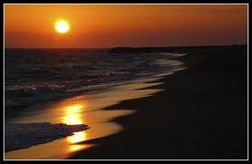 imagenes de puesta de sol en la playa - Buscar con Google
