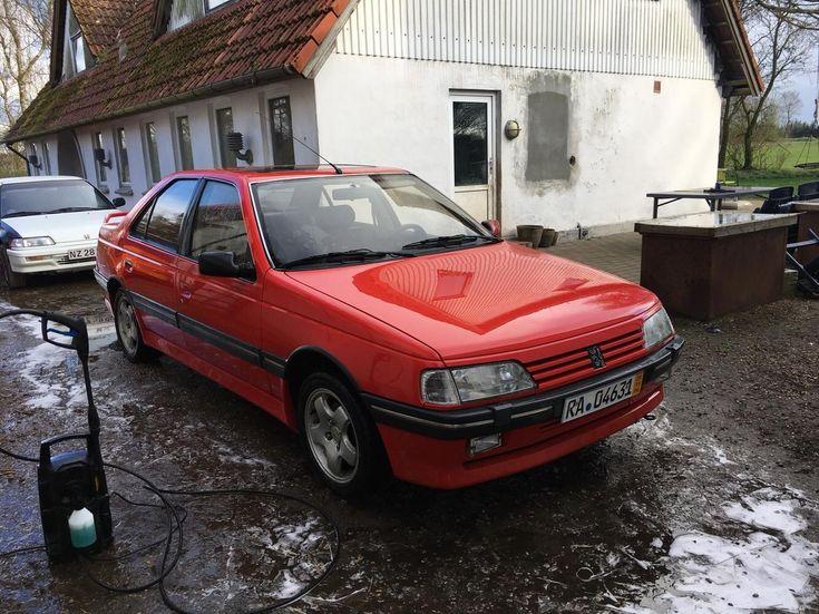 Peugeot 405 1,9 Sedan mi16