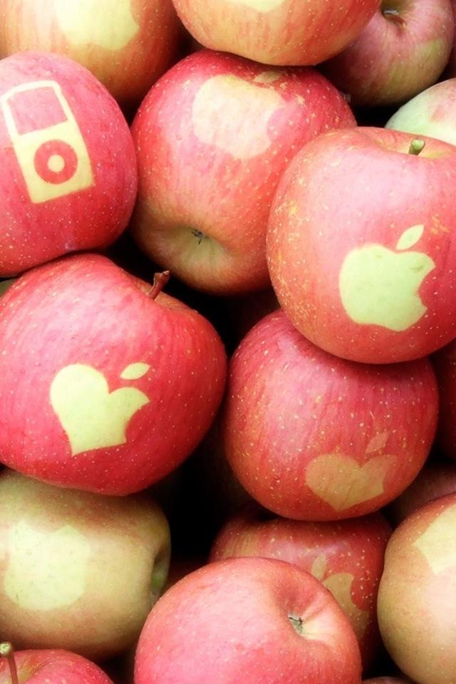 apple! apple!