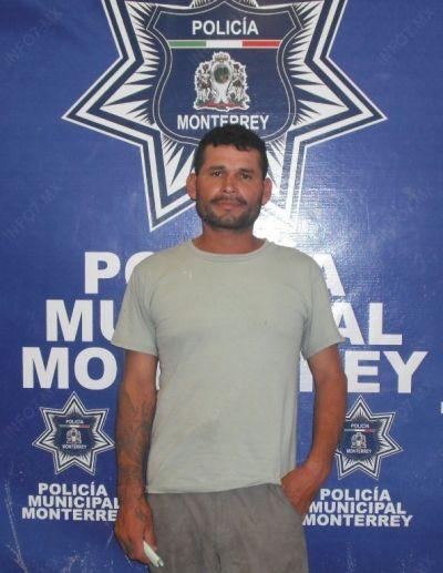 Lo detienen por golpear a hombre en bar del centro de Monterrey | Info7 | Nuevo León