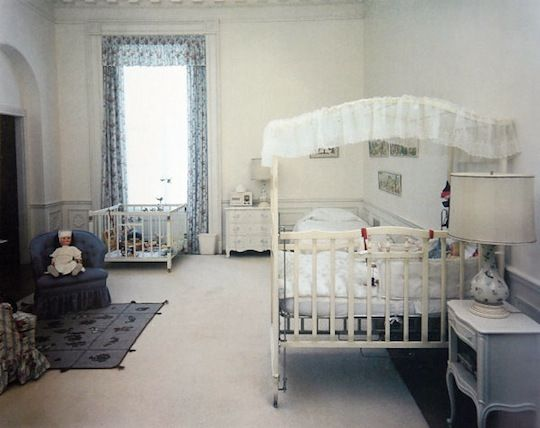 Jackie Kennedy renovated the White House, here is John Kennedy Junior's Bedroom
