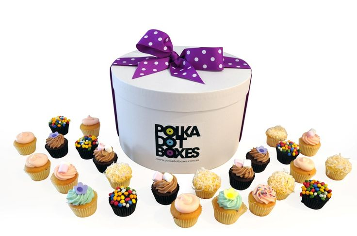 Colourful Cupcake Creation - Exclusive Sydney Metro Area Only