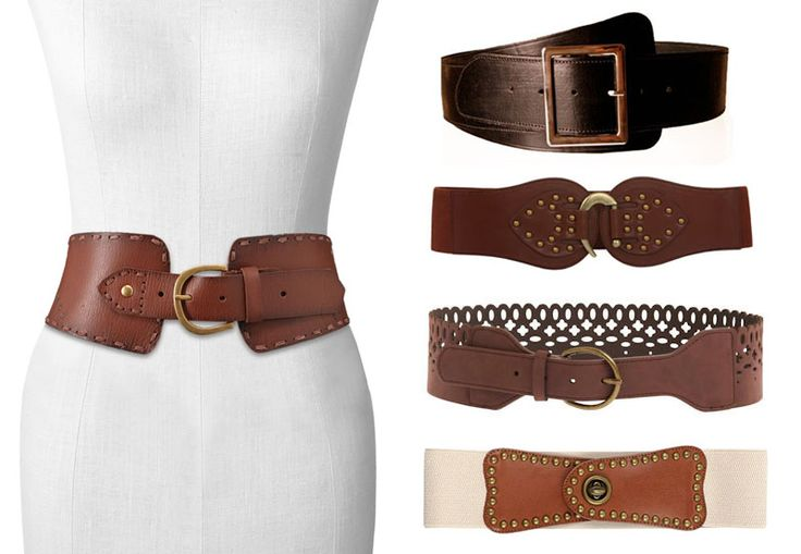 Waist belts- on a quest for the perfect one