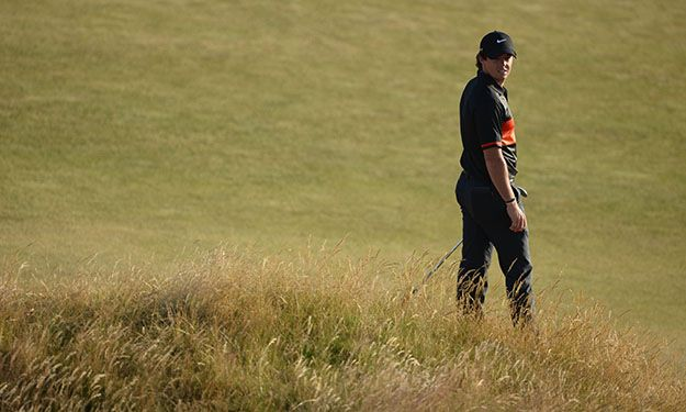 Rory among big names to miss British Open cut