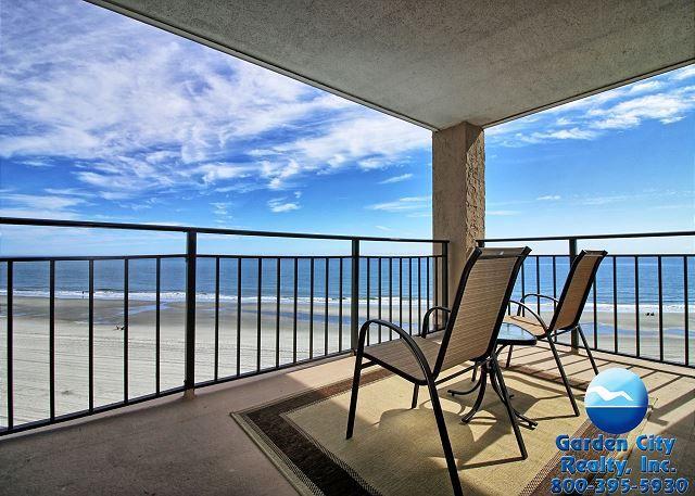 Surf Master 402 Ocean Front Garden City Beach Rentals Garden