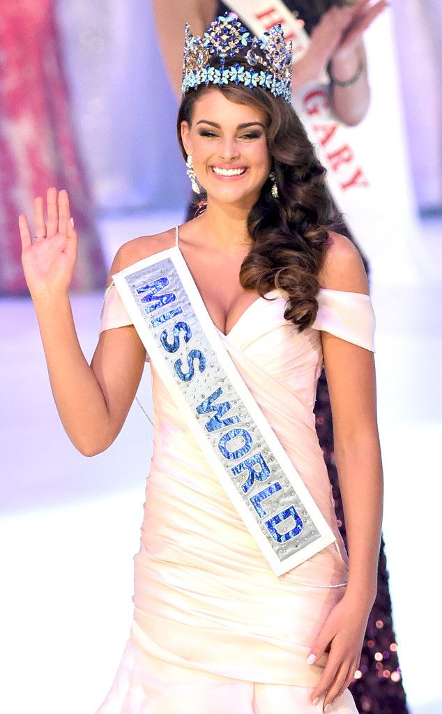Miss World 2014 Winner Is Miss South Africa, Rolene Strauss—See Photos and Find Out Who Else Make the Top 10!  Rolene Strauss, Megan Young, Miss World