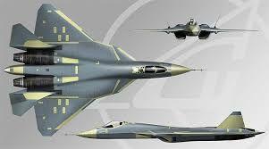 Image result for soviet pak fa advanced fighter jet blueprints