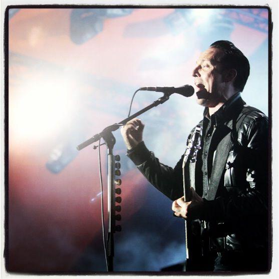 Volbeat at Roskilde Festival 2013. Photos at http://www.michaelsvenningsen.com/RoskildeFestival2013.html