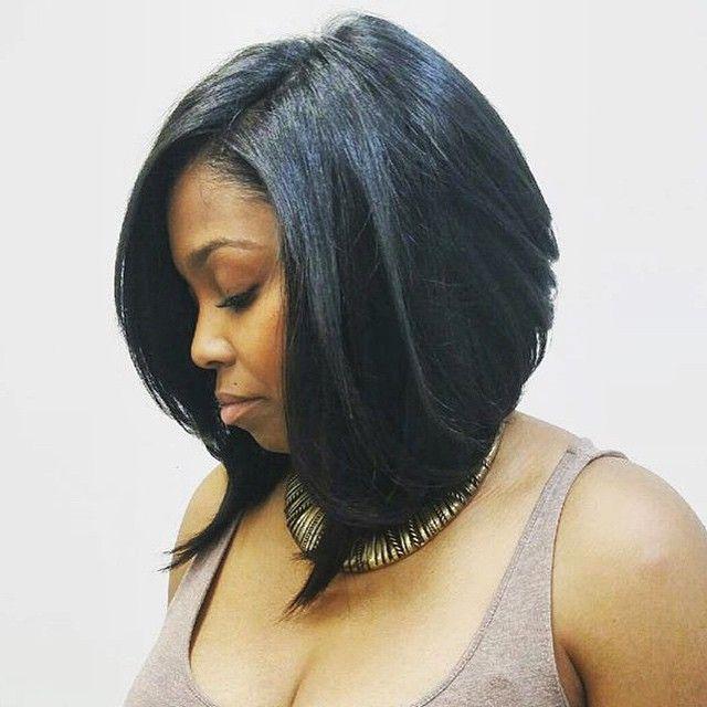 Astonishing 1000 Ideas About Black Bob Hairstyles On Pinterest Black Bob Short Hairstyles For Black Women Fulllsitofus