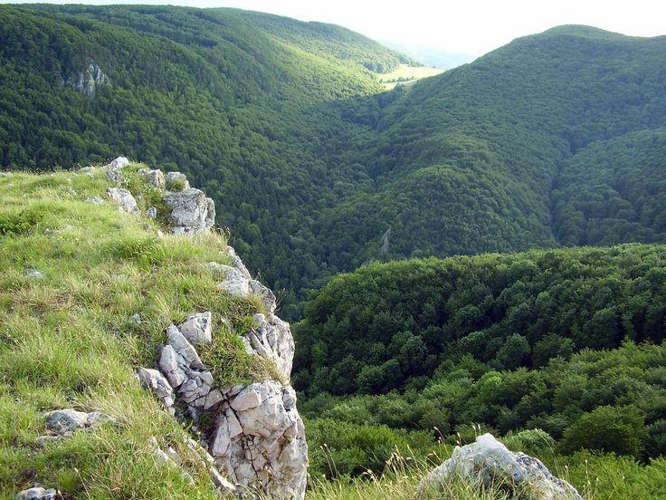 Zádielska tiesňava: Tmavý slovenský klenot plný duchov, démonov, tajomných jaskýň a nádherných endemitov