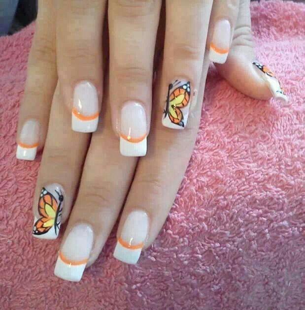Hot fashion nails