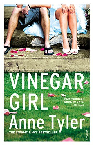 Vinegar Girl: The Taming of the Shrew Retold  Read for book group ? 2*