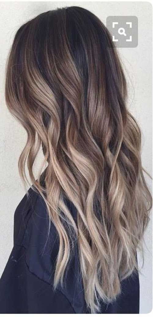 Great ombre colors for long hair   – Haarstyling