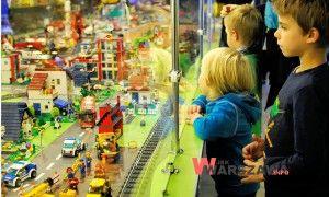 Największa w Polsce wystawa Klocków LEGO na Narodowym