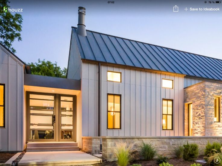 Barn House comtemporary