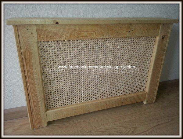 Radiator Cover From Pallet Wood • 1001 Pallets