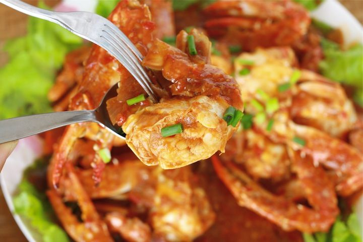 9 Best Images About Malaysian Seafood On Pinterest Prawn