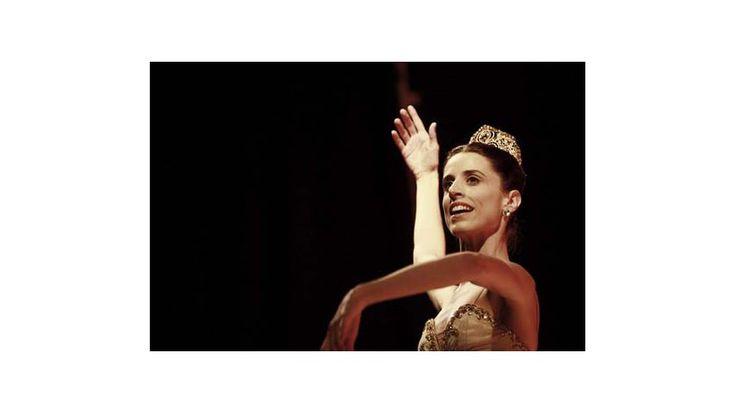 María Noel Riccetto, primera bailarina del cuerpo de baile del SODRE