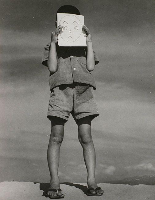 Henohenomoheno, 1949 by Shoji Ueda