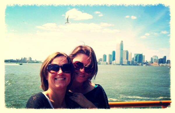 Boattrip Staten Island. xx Love the water & skyline....