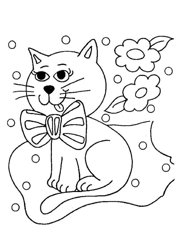 Coloriage Hello Kitty Hugo Lescargot Coloring Books Cat Colors
