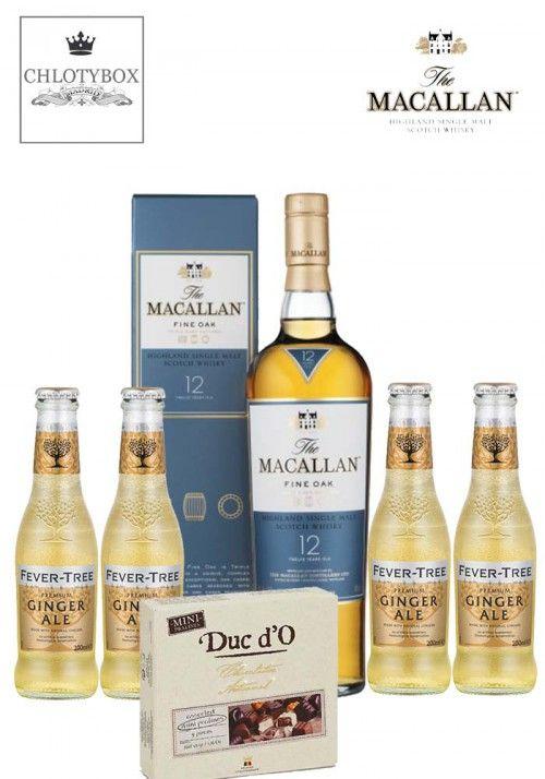 comprar whisky macallan 12 años fine oak