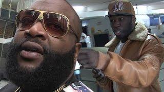 IRS Puts $5.7 Million Tax Lien on Rick Ross. 50 Cent Clowns him 'BYE BYE RICKY' - VIDEO