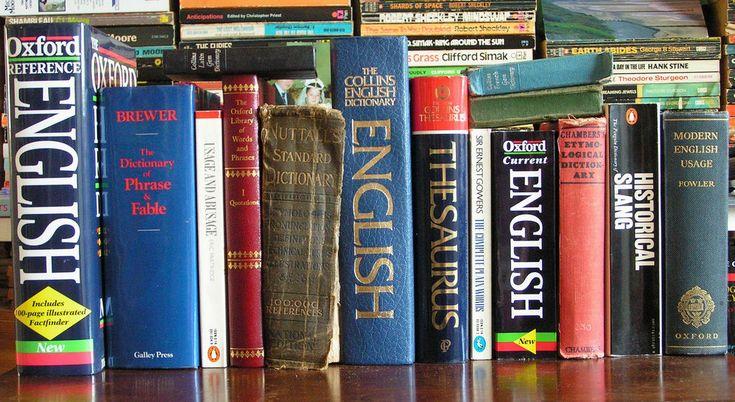 English Dictionaries