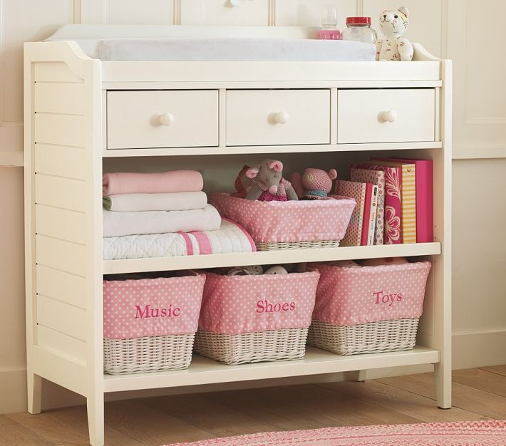 Nursery Ideas For Above Changing Table Baby Room