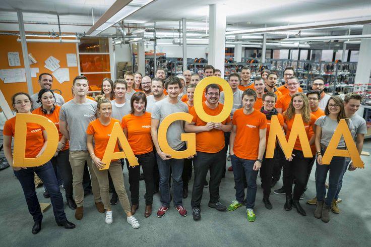 Dagoma - Démocratise l'impression 3D française #dagoma #startup #3D #3Dprint #madeinfrance