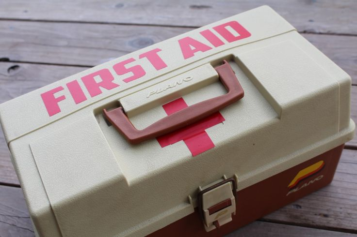 Diy first aid kits and what to put in them!